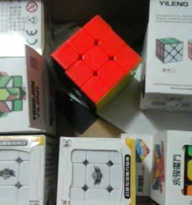 Скоростной кубик