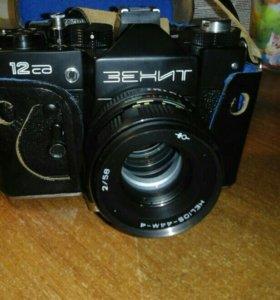 Фотоаппарат Зенит12СД новый