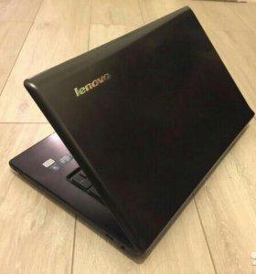 Игровой ноутбук lenovo G780 17 дюймов core i5
