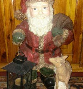 Дед мороз счастье в дом принес!