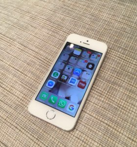 IPhone 5s 32 ГБ Silver