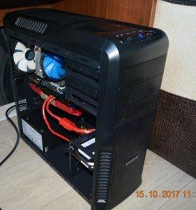 Компьютер i5-4590+GTX760 2Gb 256b+8Гб озу+HDD 1 Tb