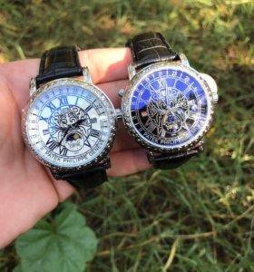 Мужские часы патек с гравировкой