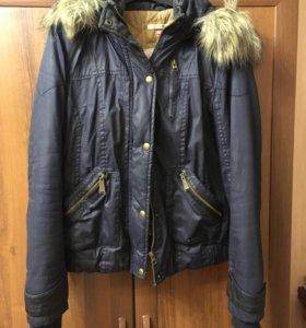 Куртка утеплённая bershka