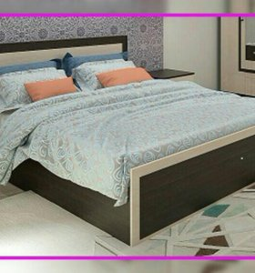 Кровать в наличии
