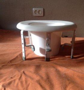 Ортопедическое сиденье для унитаза