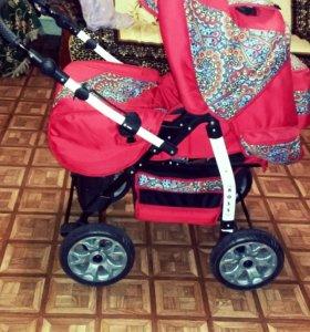 детская коляска всесезонная