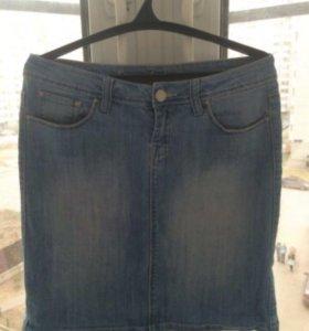 Продаю джинсовую юбку, как новая