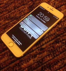 Iphone 6s 16 gb gold