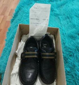 Детские ботинки 27
