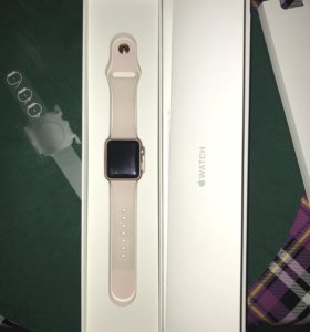 apple watch series 1 38 мм