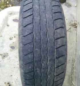 Резина Bridgestone Dueler H/T 245/70/R16 111S
