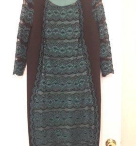 Платье женское р.56