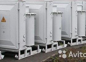Подстанция ктпто-80 для прогрева бетона и грунта