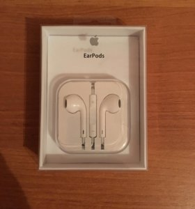 Оригинальные  наушники(EarPods)