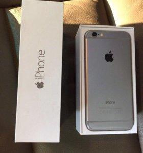 iPhone 6 64gb новый!!