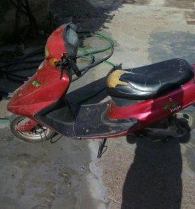 Скутер Corsa Bimbo