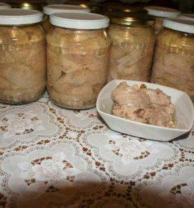 Печень трески Мурманск