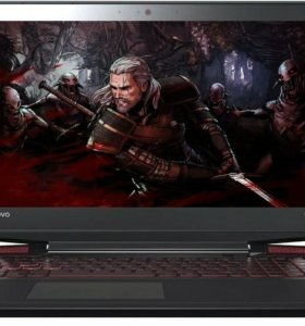 Ноутбук Lenovo Ideapad Y700-17ISK черный