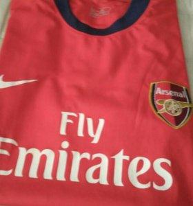 """Футбольная форма """"Arsenal,,."""