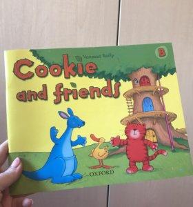 Учебники по английскому cookie
