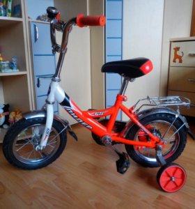 Велосипед детский 3-6 лет