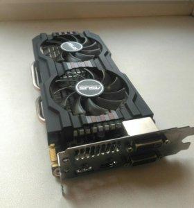 Видеокарта  GTX 660 от ASUS