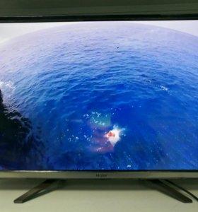 Новый смарт телевизор Haier k5000