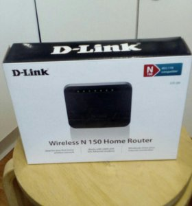 Роутер-Маршрутизатор D-Link DIR-300