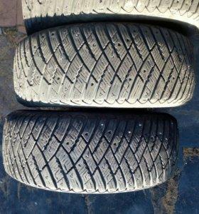 Зимние шины 205x55R16