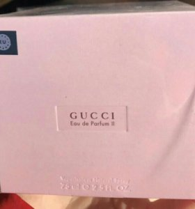 Gucci парфюм