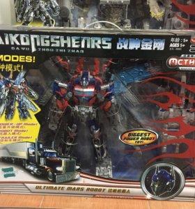 Робот трансформер, игрушка, конструктор