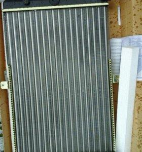 Радиатор охлаждения 2108,2109,099,13,14,15 новый