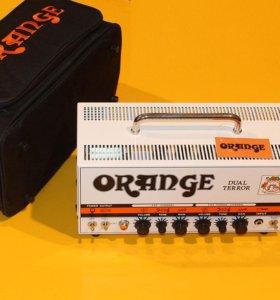 Гитарный усилитель Orange DT30H Dual Terror Head: