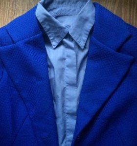 Рубашка + тренч