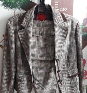 Костюм пиджак+бриджи