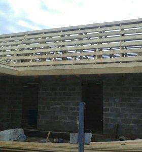 Строительство гаражей сараев бань