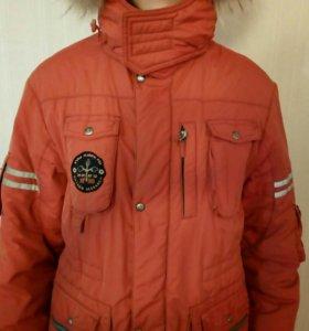 Куртка зимняя Tillson до -40°
