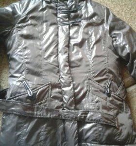 Куртка  зимняя 48-50