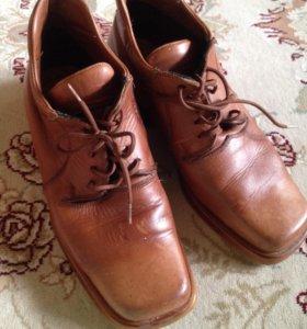 ботинки женские 37