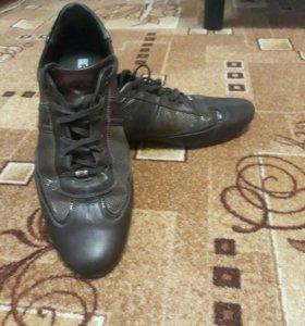 Ботинки мужские в спортивном стиле