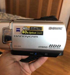 Видеокамера Sony DCR-SR46E