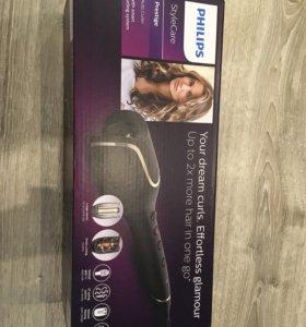 Автоматические щипцы для завивки волос Philips