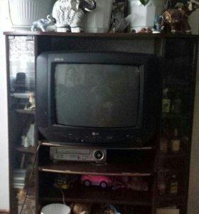 Тумбочка под телевизор
