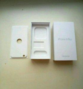 Продам коробку от iPhone 6 Plus