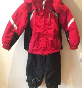 Полукомбинезон и куртка icepeak, р.104