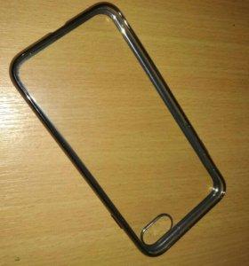 Бампер-(Айфон 6, 6+)( сяоми 4Х)(Нубия M2)