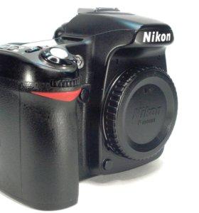 Nikon D80 8700 кадров 2 шт
