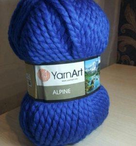 Пряжа YarnArt Alpine (Альпин) в наличии