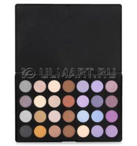Палитра теней 28 цветов Visage Cosmetics №1